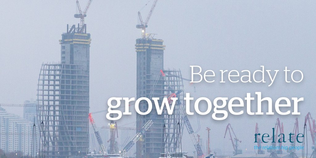 Grow together with Relate